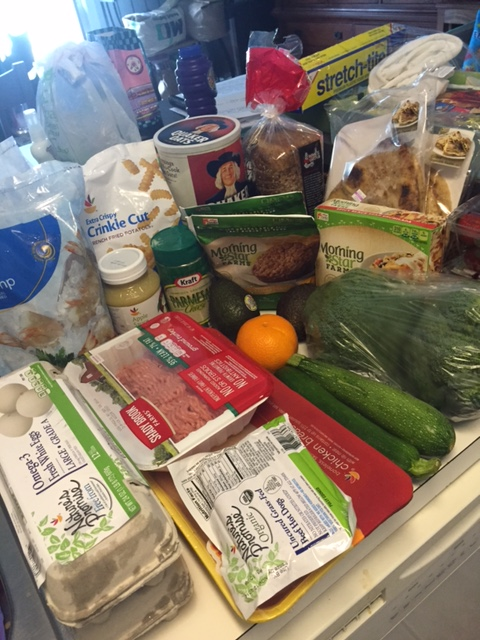 Grocery Haul and Meal Prep | Living Laroche Life